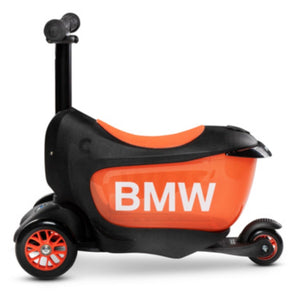BMW KIDS SCOOTER - BLACK ORANGE