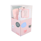 Surprise Newborn Gift set - Square Box