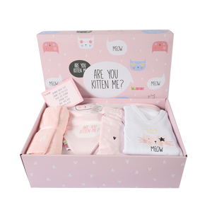 Surprise Newborn Gift set - Rectangle Box