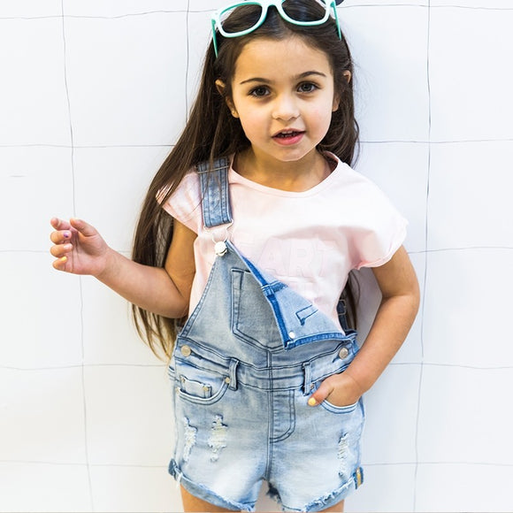 Girls Overall, Jeans !