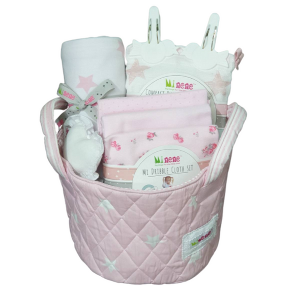 Mini Customized gift set - baby pink!