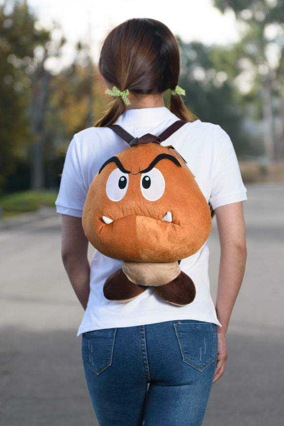 Mario Goomba backpack - Bat Kountry
