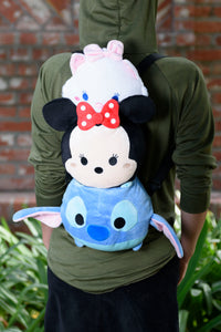 Disney Tsum Plush Backpack - Bat Kountry- shipping in stock items during COVID-19