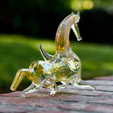 Pegasus Glass Hand Pipe - Bat Kountry