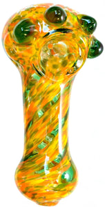 Alien Claw Spoon Hand Pipe - Bat Kountry- shipping in stock items during COVID-19