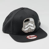 Stormtrooper Star Wars New Era Snapback Cap - Bat Kountry- shipping in stock items during COVID-19