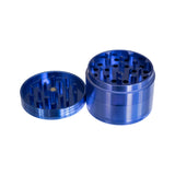 "Grinder Aluminum 4-Piece 3-Level 2.5"", by Sharpstone - Bat Kountry"
