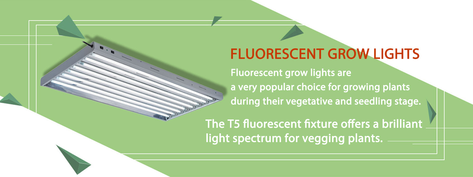 The Best Fluorescent Grow Lights For Growing Plant For Sale