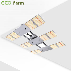 ECO Farm ECOH 330W/500W/630W Samsung Horticulture Lighting Solution LM301H&LH351H Full Spectrum LED Grow Light Board Bar