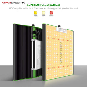 100 Watt Panels - Viparspectra Pro Series P1000