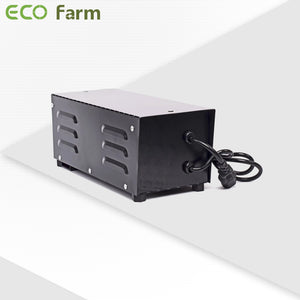 ECO Farm 600W Metal Magnetic Ballast Grow Light for HPS & MH Bulb-growpackage.com
