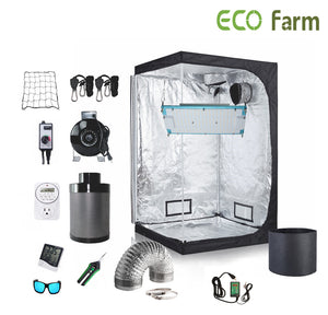 ECO Farm 2*2FT(24*24*55inch)DIY Grow Package
