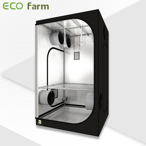 ECO Farm 4*4FT(48*48*80inch) Hydroponic Indoor Grow Tent-growpackage.com