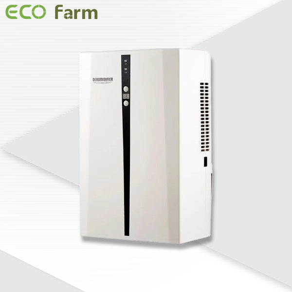 ECO Farm 750ml Mini Portable Air Conditioner Dehumidifier for Grow Room