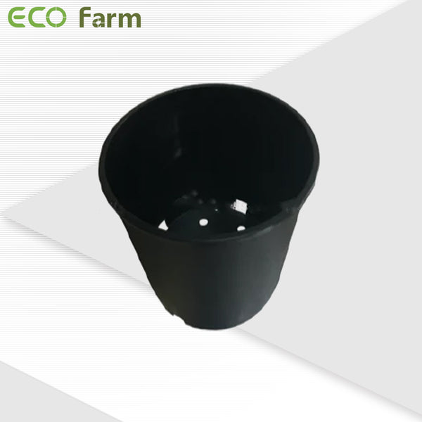 ECO Farm Premium Thicker Hydroponic Plastic Pot-growpackage.com