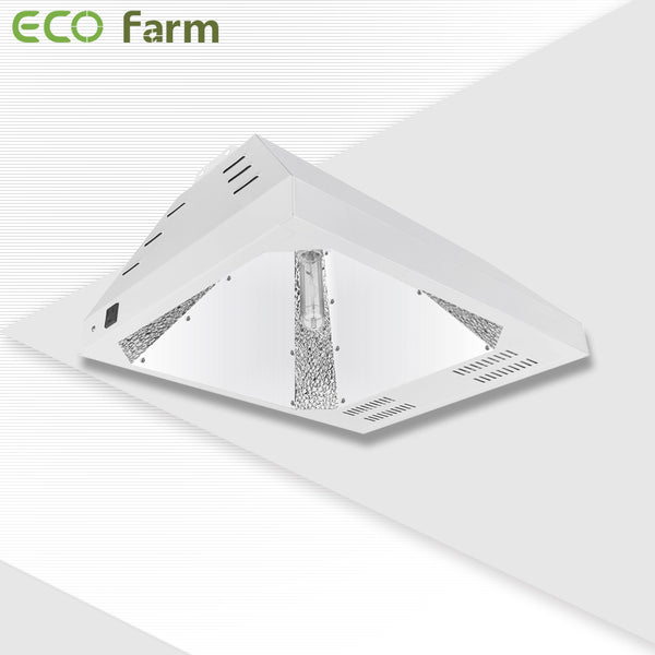 ECO Farm 315W CMH Grow Light Ballast with Reflector Fixture GL-M1019-growpackage.com