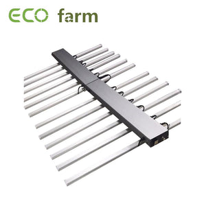 ECO Farm 900W LED Grow Light With 12 Strips Samsung 301B+660nm+IR+UV Chips For Cannabis Growth