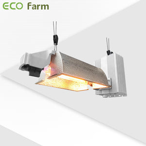 ECO Farm 1000W Double Ended HPS Grow Light Kits -Premium G-Star Kit-growpackage.com