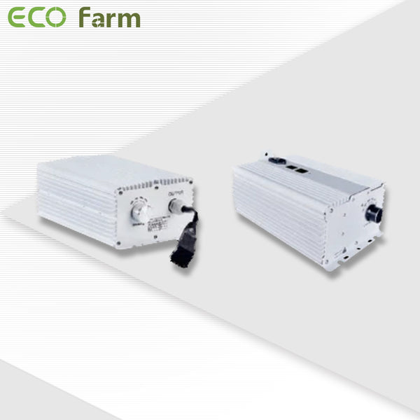 Eco Farm 1000w Dimmable Digital Electronic Ballast for HPS MH Lamp