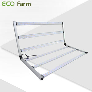 ECO Farm ECOX Short 240W/320W Foldable LED Grow Light Bars-growpackage.com