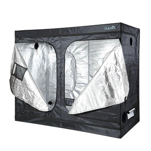 Quictent 4ft x 8ft x 6ft6inch Mylar Hydroponic Grow Tent For Plants Indoors