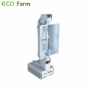 ECO Farm HPS/MH 1000W Double Ended Grow Light Hydroponic Grow Kit