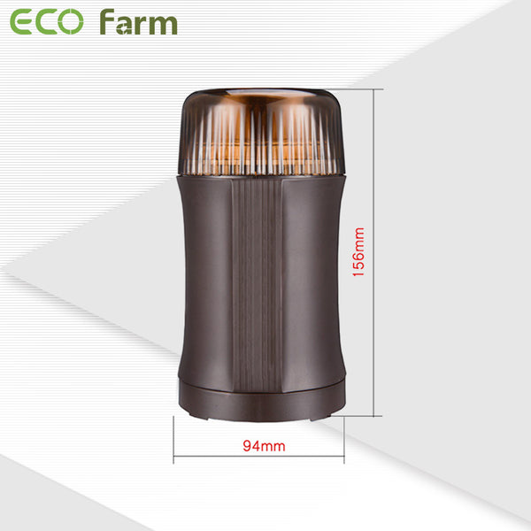 ECO Farm Electric Weed Spice Grinder with Stainless Steel Blade-growpackage.com