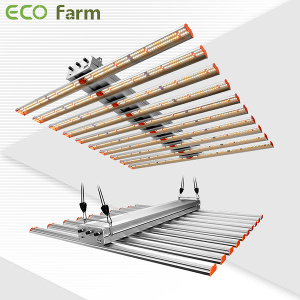 ECO Farm ECOZ 1000W Samsung 301H Chips LED Grow Light With Separately UV+IR Control