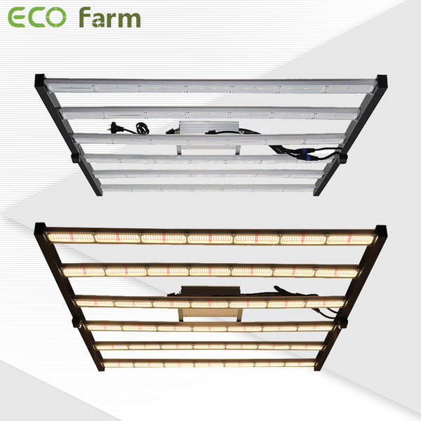 ECO Farm 630W Samsung LM301H /LM301B Full Spectrum Folding LED Grow Light