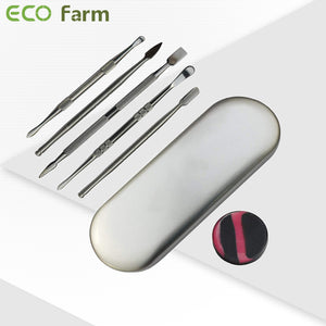 ECO Farm 6-Piece Wax Carving Stainless Steel Tool Set-growpackage.com