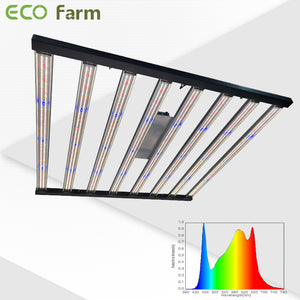 ECO Farm ECOM Bluspec 650W LED Grow Light with Samsung LM301B and Cree Chip