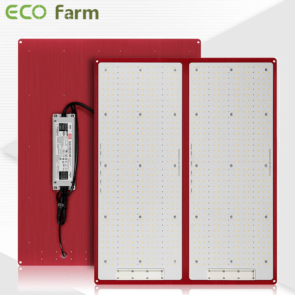 ECO Farm ECOR Samsung LM301H 240W/480W Dimmable Quantum Board with Meanwell Driver
