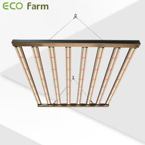 ECO Farm ECOM 320/480/650/1000/1200W LM301H Full spectrum LED Grow Light Bars-growpackage.com
