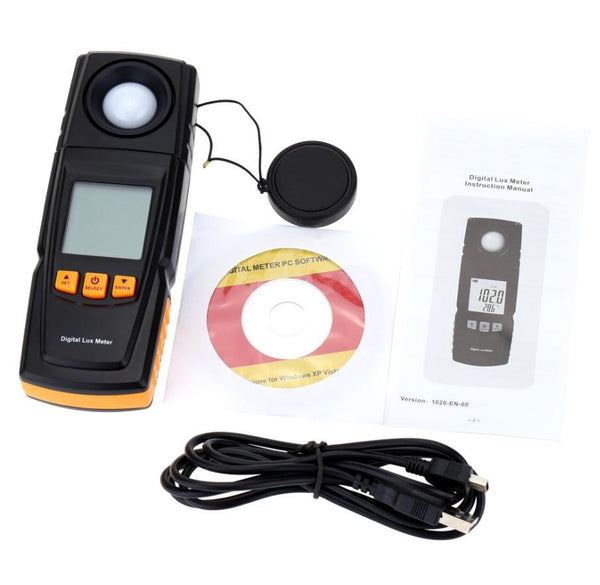 ECO FARM  200,000 Lux Light meter