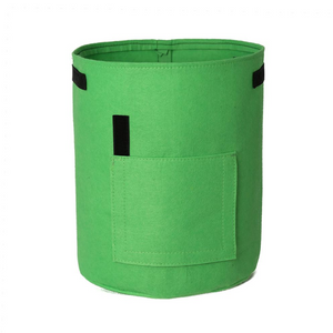 ECO Farm Non-woven Garden Planter Pot Fabric Bags With Handles ECO-friendly Garden Grow Bag-growpackage.com
