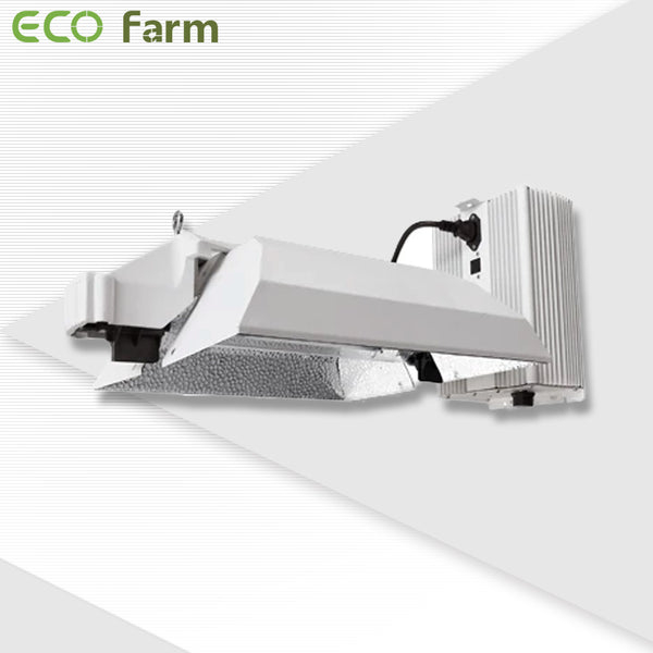 Eco Farm Double Ended CMH 315W/630W Grow Light Fixture Reflector( Premium G-Star Kit Pro GL-M6016)