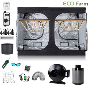 ECO Farm 8*4FT(96*48*80inch)DIY Grow Package