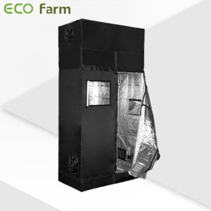 Eco Farm 3*3FT(36*36*84/96INCH )1680D Grow Tents - Extension Style