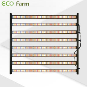 ECO Farm ECOD Samsung UV+ IR 480W/640W Dimmable LED Grow Light