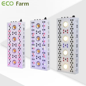 ECO FARM 325W/550W/620W/680W/1256W LED GROW LIGHTS