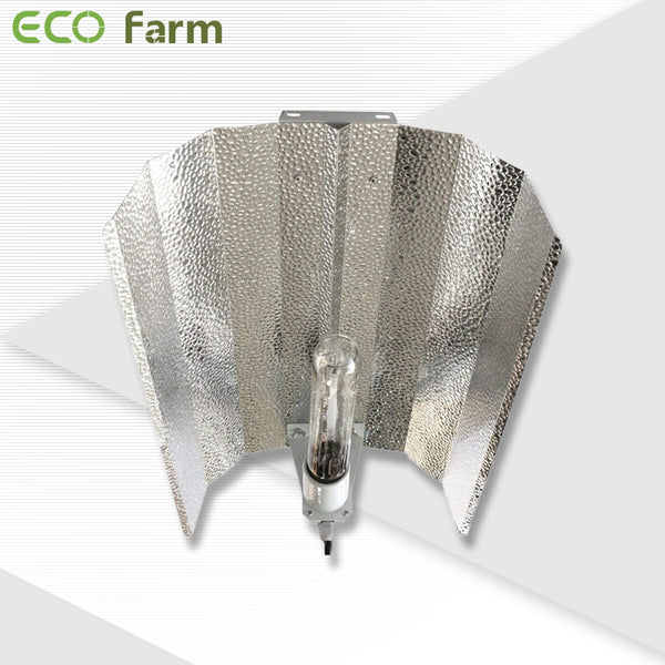 ECO Farm Grow Light Simple Wing Reflector Single Ended For Hydroponics-growpackage.com