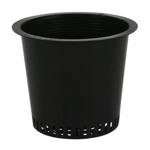 ECO Farm 8'' Plastic Hydroponics Mesh Pot-growpackage.com