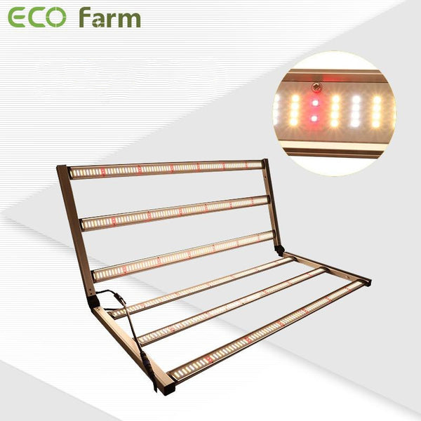 ECO Farm ECOX Pro 330/480/650/1000W Foldable LED Grow Light Bars