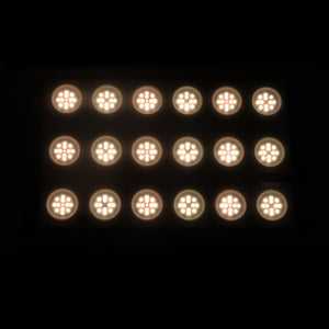ECO FARM 120W/240W/480W  QUANTUM BOARD LED GROW LIGHTS-RX Series