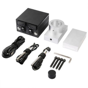 "ECO Farm 3""X5"" Rosin Press Plate Kit with Controller Dual Heating Rod-growpackage.com"