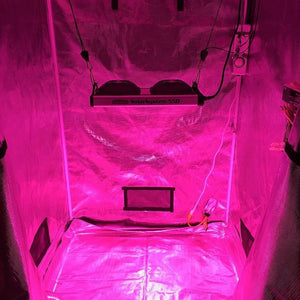 California Lightworks SolarSystem 550 (w/ controller)  - LED Grow Lights Depot
