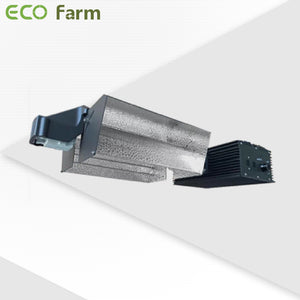 ECO Farm CMH315w *2 Double Ended Grow Light Fixture Reflector ( Premium E-Star Kit Plus )-growpackage.com