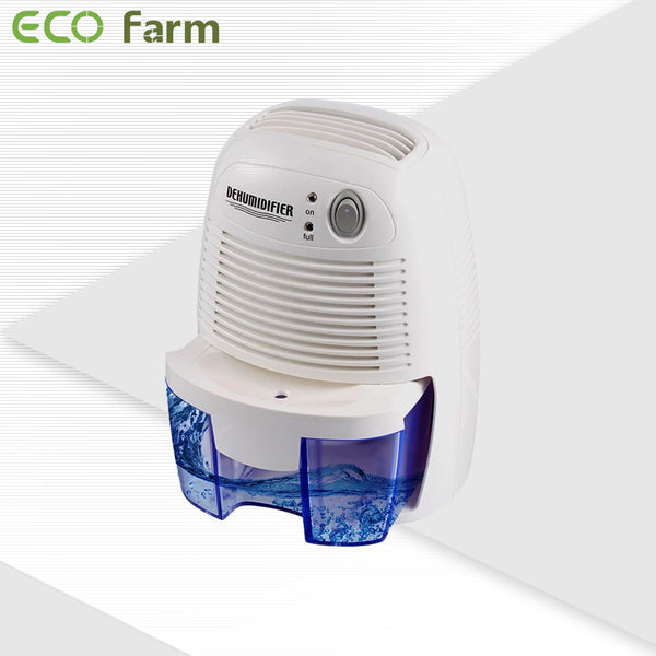 ECO FARM Mini small 500ml portable air conditioner dehumidifier