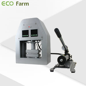 Eco Farm Dual Heating Oil Extract Rosin Press