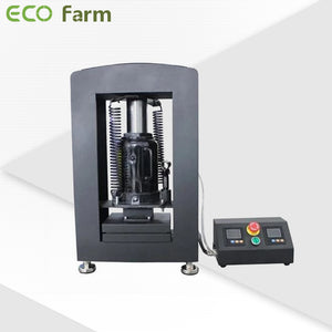 Eco Farm Dual Heating Plates 30Ton 2IN1 Air Pneumatic Heat Rosin Press Machine